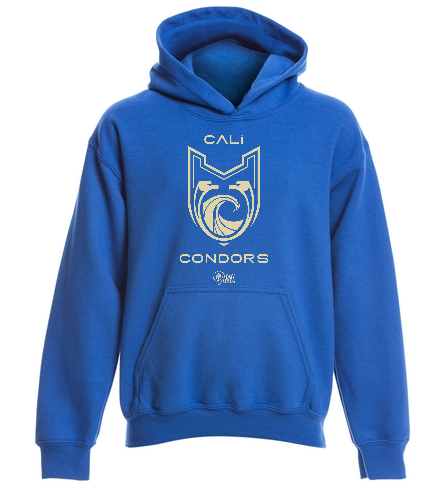 Cali Condors* - SwimOutlet Youth Heavy Blend Hooded Sweatshirt