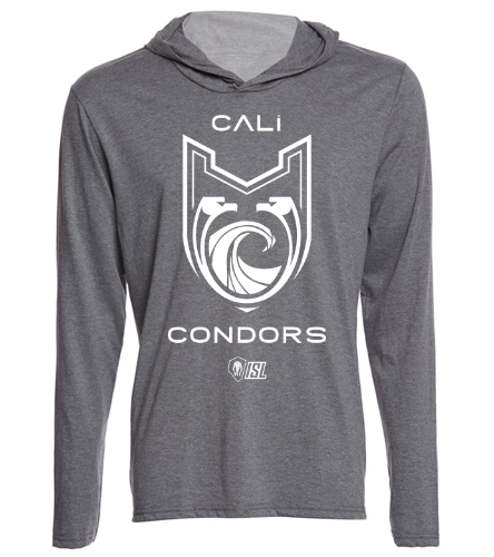 Cali Condors* - SwimOutlet Men's Perfect Long Sleeve Hoodie