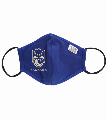 Cali Condor Masks - Sporti Adult Reusable Face Mask (Set of Two)