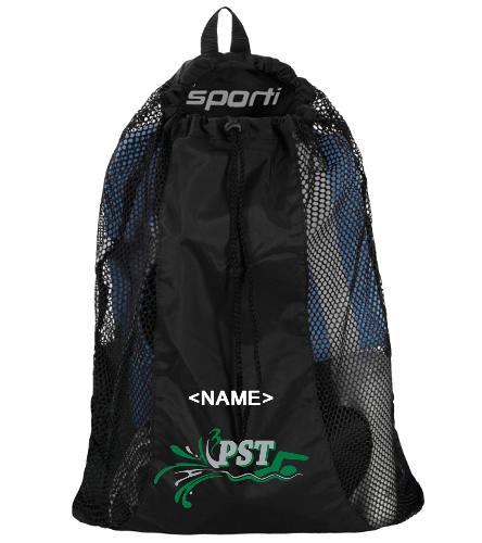 Sporti Premium Mesh Bag - Sporti Premium Mesh Backpack