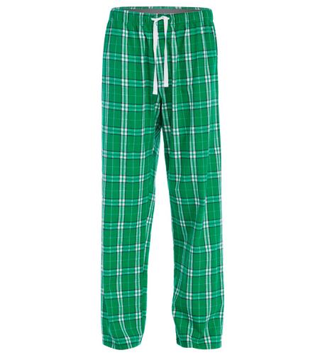 District Flannel Plaid Pant #2 - SwimOutlet Unisex Flannel Plaid Pant