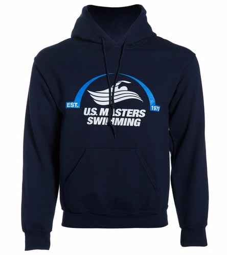 TAOS MASTERS - USMS Classic Hooded Sweatshirt