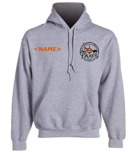 Team Sweatshirt  - SwimOutlet Heavy Blend Unisex Adult Hooded Sweatshirt