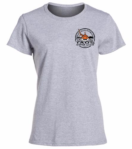 Taos MoM - SwimOutlet Women's Cotton Missy Fit T-Shirt