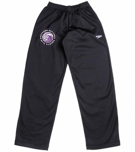 NDAC Speedo Warm Up Pants  - Speedo Streamline Youth Warm Up Pant