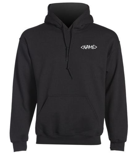 NDAC Hooded Sweatshirt - SwimOutlet Heavy Blend Unisex Adult Hooded Sweatshirt