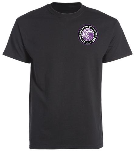 NDAC Logo Tee - SwimOutlet Unisex Cotton Crew Neck T-Shirt