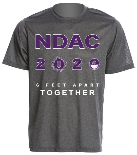 Adult 2020 NDAC - SwimOutlet Men's Tech Tee