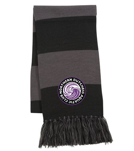 NDAC Logo scarf - SwimOutlet Spectator Scarf