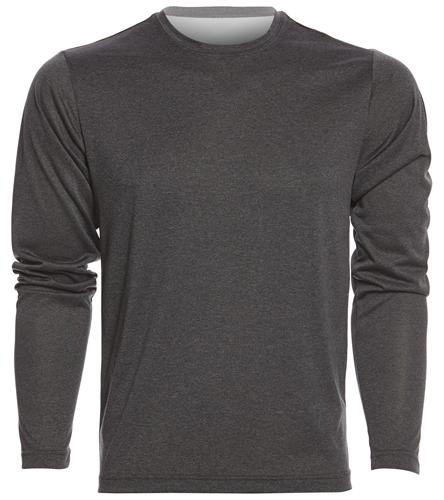 NDAC 25 Year Long Sleeve Tech Tee - SwimOutlet Men's Long Sleeve Tech T Shirt