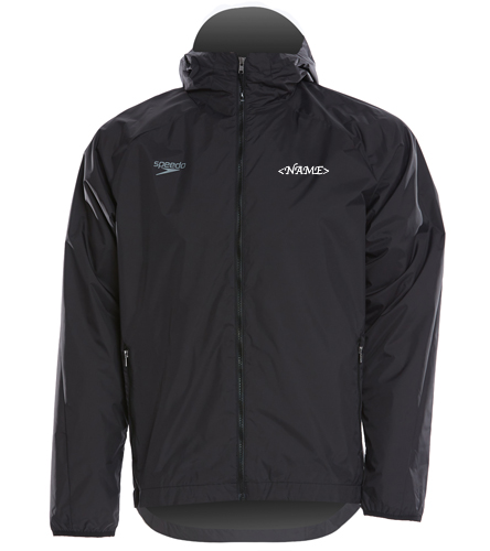 NDAC Letters Speedo Jacket - Speedo Elite Men's Jacket