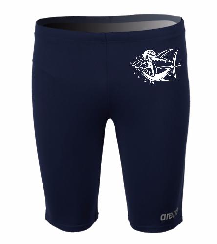 Tuna  Logo - Arena Men's Board Jammer Swimsuit