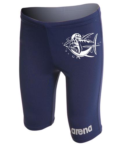 Tuna Logo - Arena Boys' Board Jammer Swimsuit