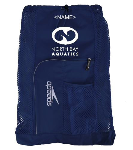 Gear Bag - navy - Speedo Deluxe Ventilator Mesh Bag