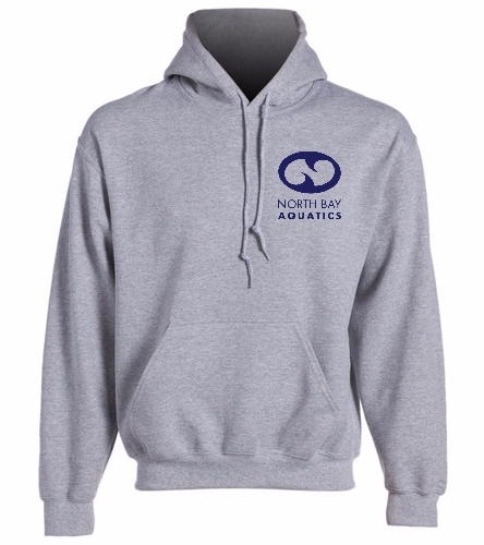 Small Team Logo - SwimOutlet Heavy Blend Unisex Adult Hooded Sweatshirt