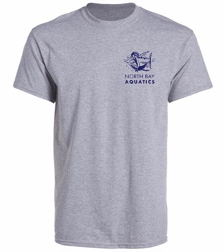 Tuna    Logo - Heavy Cotton Adult T-Shirt