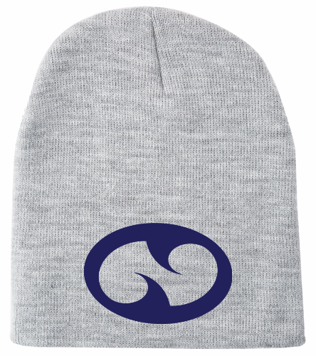 Logo Hat -  Yupoong/FlexFit Beenie