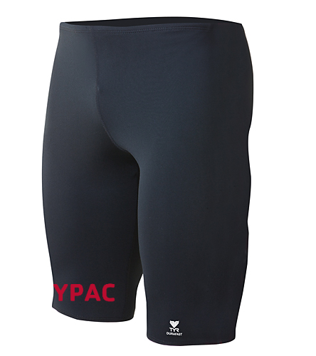YPAC [EMBROIDERY] - TYR Durafast Elite Solid Jammer Swimsuit