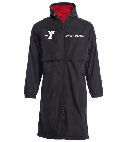 YPAC COACH - Sporti Comfort Fleece-Lined Swim Parka