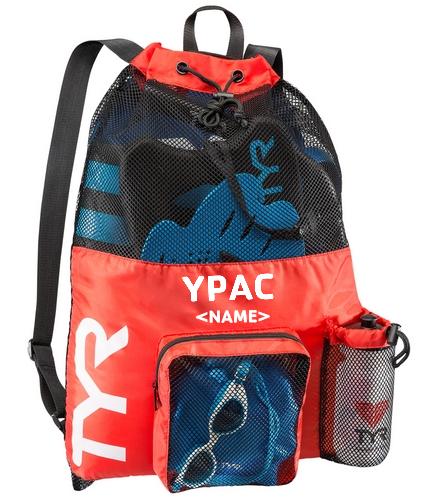 YPAC Mesh Bag - TYR Big Mesh Mummy Backpack III
