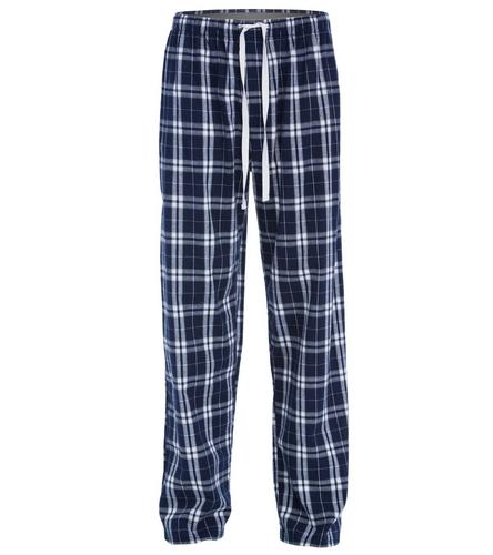 Kraken Pajama Pants - SwimOutlet Unisex Flannel Plaid Pant