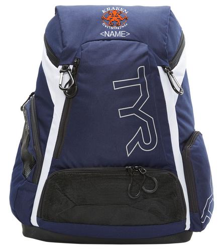 Kraken Custom 30L Backpack - TYR Alliance 30L Backpack