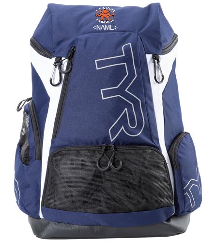 Kraken Custom 45L Backpack - TYR Alliance 45L Backpack