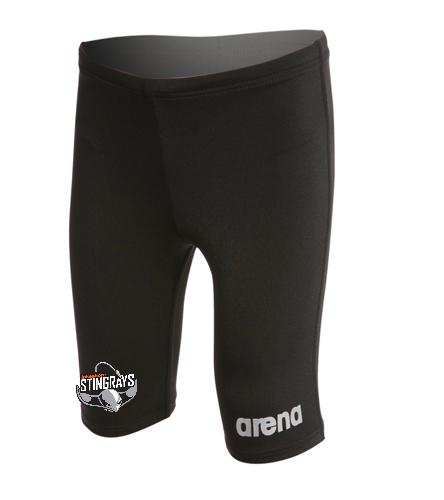 Boy's Jammer Black - Arena Boys' Board Jammer Swimsuit