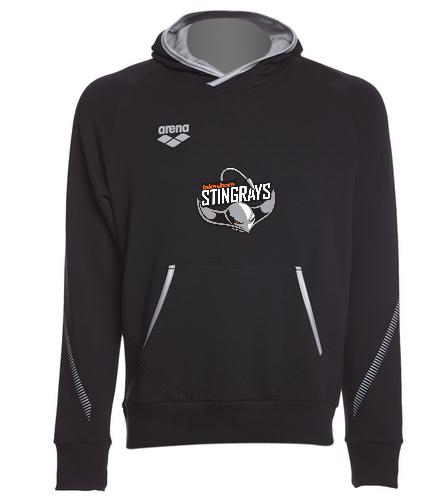 Women's Sweatshirt - Arena Unisex Team Line Stretch Fleece Pullover Hoodie