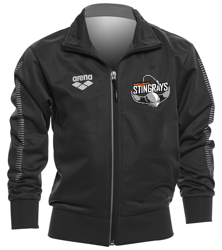 Kid's Arena Jacket - Arena Youth Team Line Knitted Poly Jacket