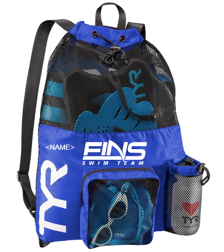 FINS - TYR Big Mesh Mummy Backpack III