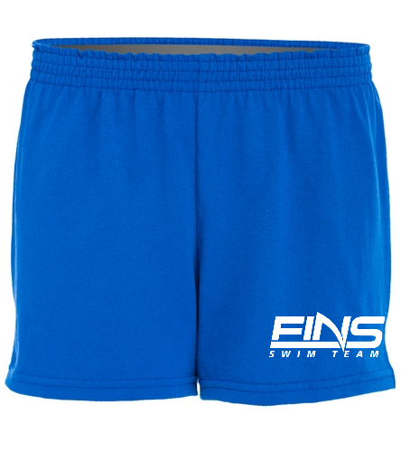 FINS  - SwimOutlet Custom Women's Fitted Jersey Short
