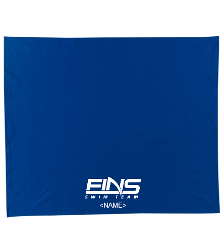 FINS  - SwimOutlet Stadium Blanket