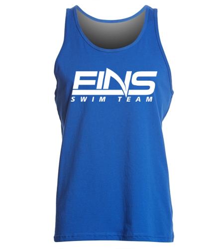 FINS  - SwimOutlet Unisex Jersey Tank