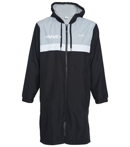 FINS  - TYR Men's Alliance Podium Parka