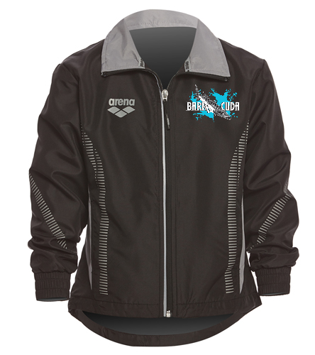 Cuda242 Arena Youth Team Line Ripstop Warm Up Jacket - Arena Youth Team Line Ripstop Warm Up Jacket