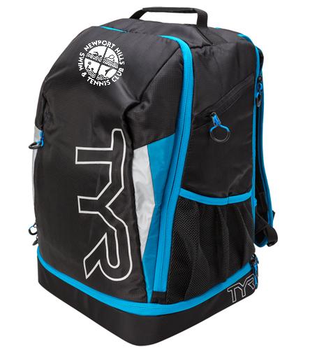 NHSTC Backpack - TYR Triathlon Backpack