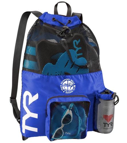 NHSTC Mummy Backpack - TYR Big Mesh Mummy Backpack III
