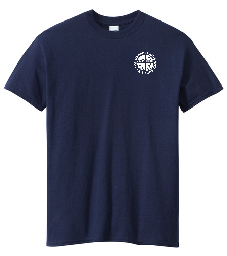 Swim Team T-Shirt Back - SwimOutlet Unisex Cotton Crew Neck T-Shirt