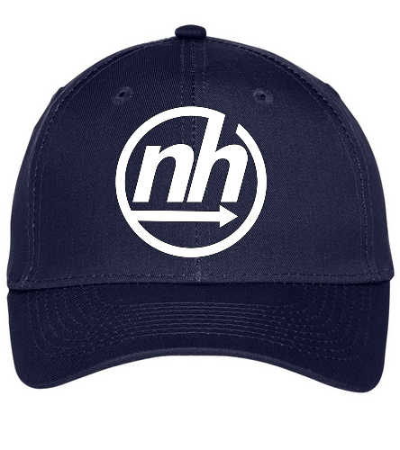 Old-school Hat - SwimOutlet Unisex Performance Twill Cap