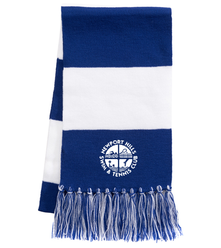 NHSTC Scarf - SwimOutlet Spectator Scarf