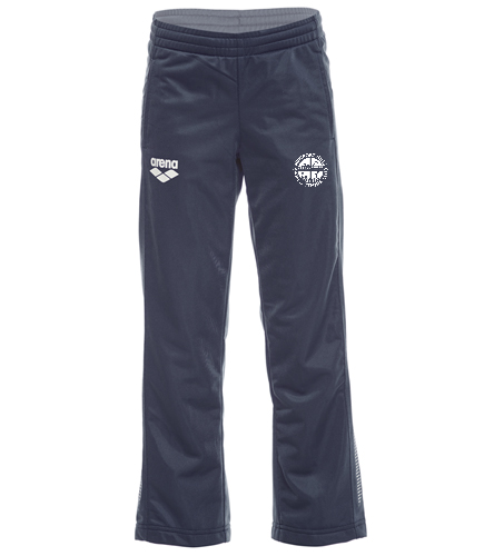 NHSTC poly pants grey - Arena Youth Team Line Knitted Poly Pant