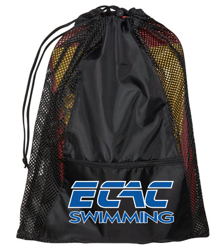 ECAC - Sporti Premium Mesh Backpack