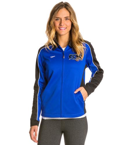 ECAC - Speedo Streamline Female Warm Up Jacket