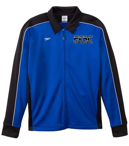 ECAC - Speedo Streamline Male Warm Up Jacket