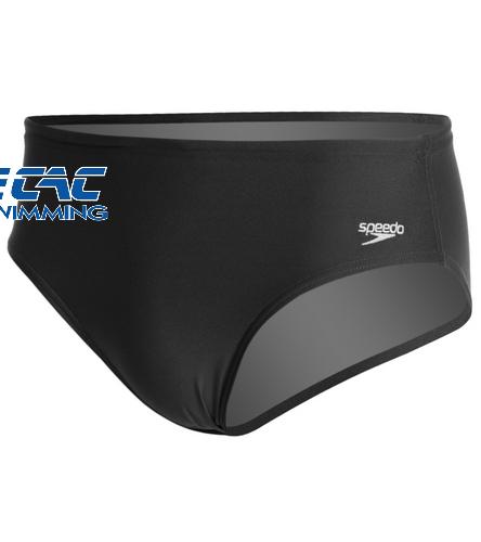 ECAC - Speedo Solid Endurance Brief Swimsuit
