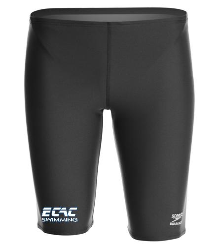 ECAC Men's Suit - Speedo Men's Solid Endurance+ Jammer Swimsuit