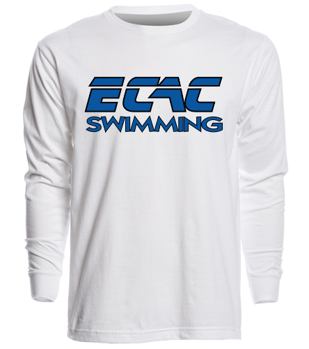 ECAC - SwimOutlet Unisex Long Sleeve Crew/Cuff