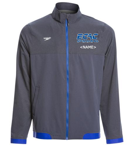 ECAC - Speedo Men's Tech Warm Up Jacket