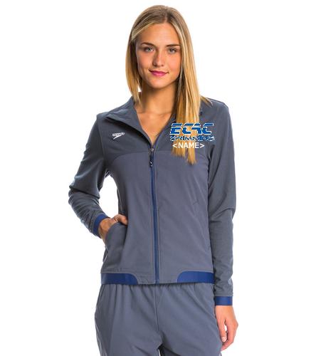 ECAC - Speedo Women's Tech Warm Up Jacket